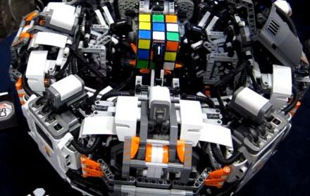 rubik-kupu-robot