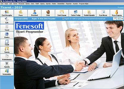 fenesoft-muhasebe-programi