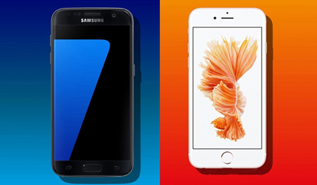 samsung-android-apple-iphone