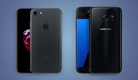 galaxy-s7-ve-iphone-7
