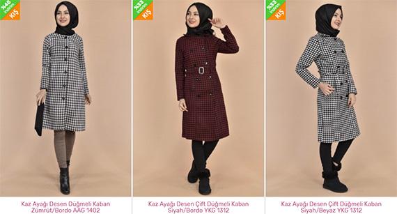 f532a78e0f3eb Artık tesettürlü bayanlar istedikleri her kıyafeti tesettüre uygun bir  biçimde alabiliyorlar. Tesettürde yükselen moda trendleri ile birlikte bir  çok kadın ...