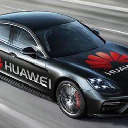 Huawei 5G Otomobil