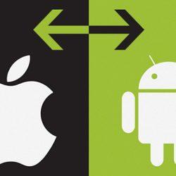 Android iPhone Veri Aktarma