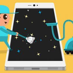 Android Gereksiz Dosyaları Temizleme