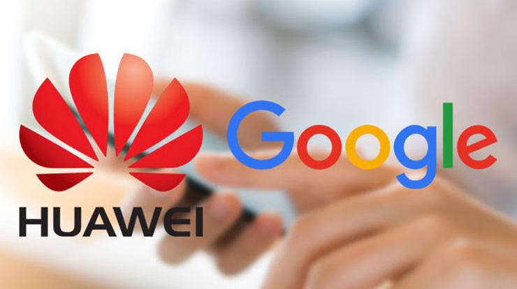Google ve Huawei