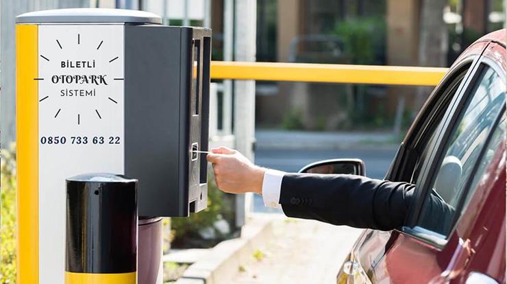 Biletli Otopark Sistemi