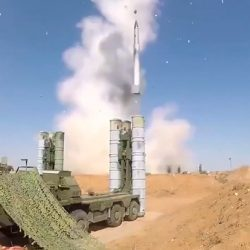S-400 Sinop Test Atışları