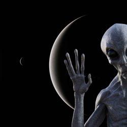Uzaylı UFO