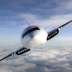 Hava Enerjisi İle Çalışan Uçak Eather One