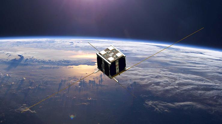 Küp Uydu CubeSat