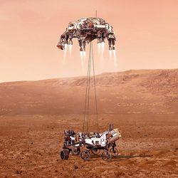 Perseverance Mars Uzay Aracı