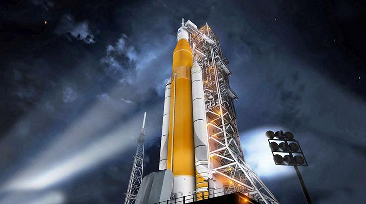 NASA Artemis SpaceX Uzay Aracı