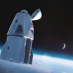 SpaceX Yeni Dragon Kapsülü