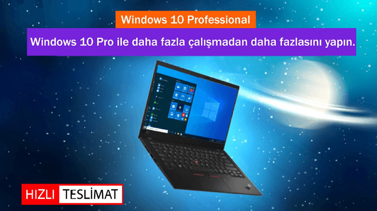 Windows 10 Pro Satın Al