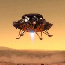 Çin Mars Keşif Aracı Zhurong