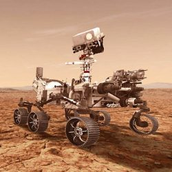 NASA Mars Perseverance Oksijen