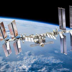 Uluslararası Uzay İstasyonu ISS