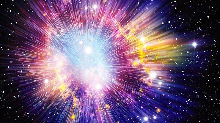 Big Bang Büyük Patlama